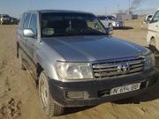 Toyota Land Cruiser 100 Год выпуска 2006